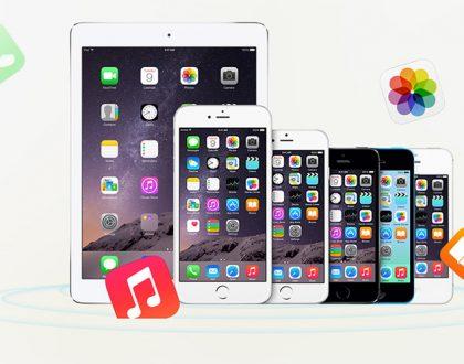 Cum se pot transfera clipuri/poze din iPhone în Mac
