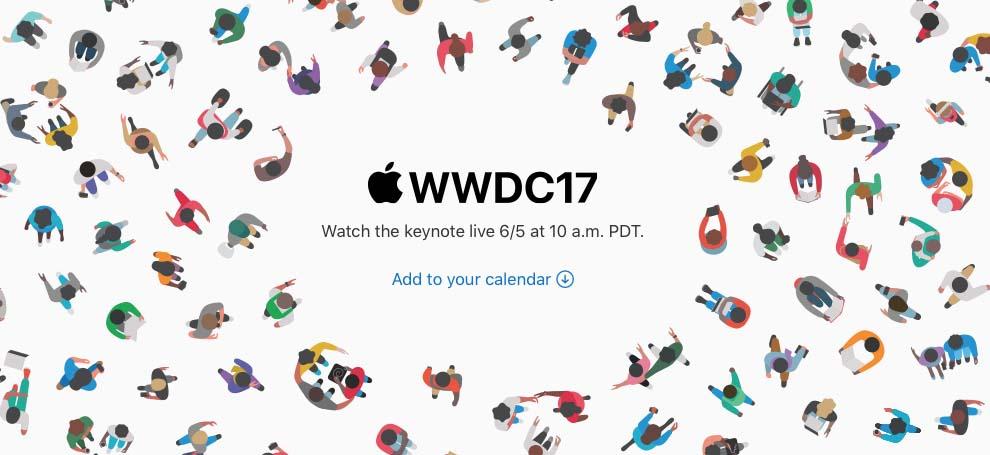 Conferința pentru dezvoltatorii Apple (WWDC 2017)