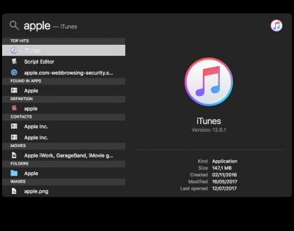 Cum să activați modul Dark - întunecat pentru bara de meniu și dock în MacOS