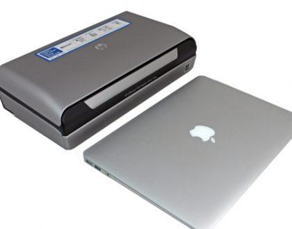 Cum se partajează imprimanta pe Mac