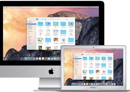 Cum pot partaja în rețea fișiere între Mac-uri