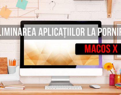 Cum modificați lansarea aplicațiilor care pornesc automat la pornirea Mac-ului