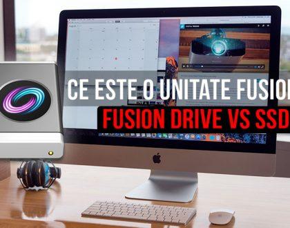 Ce este o unitate Fusion și ce caracteristici are - Fusion Drive vs SSD
