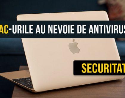 Mac-urile au nevoie de antivirus?