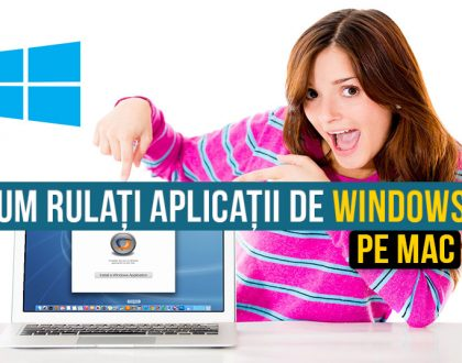 4 modalități de a rula aplicații de Windows pe Mac