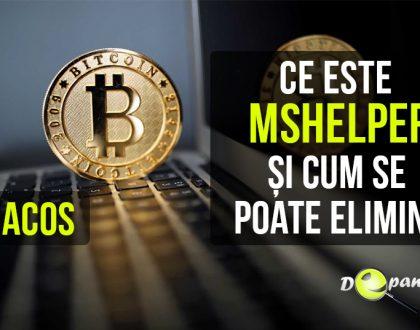 Ce este mshelper? Cum se poate diagnostica și elimina acest malware pentru Mac
