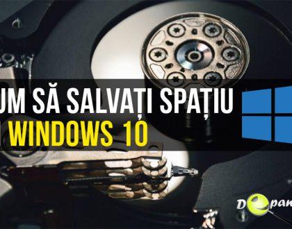 Cum să salvați spațiul din Windows 10 cu noul instrument de curățare