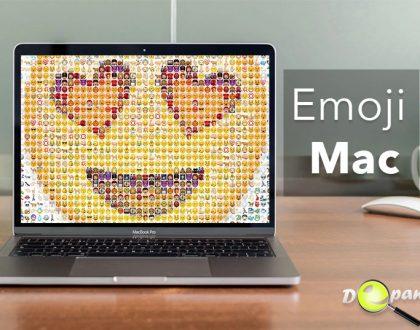 Cum se accesează și utilizează emoji pe Mac