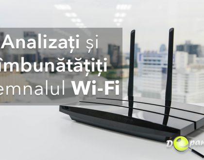 Cum să analizați și să îmbunătățiți semnalul rețelei Wi-Fi cu ajutorul Mac-ului dvs.
