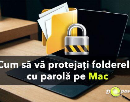 Cum puteți să vă protejați folderele cu parolă pe Mac