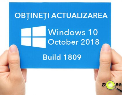 Cum puteți obține actualizarea Windows 10 October 2018 (Windows Update Build 1809)