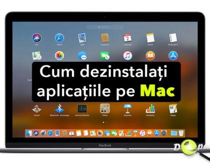 Cum să dezinstalați aplicațiile instalate pe Mac din App Store