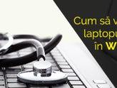 Cum să vă verificați calculatorul - laptopul de viruși în Windows 10