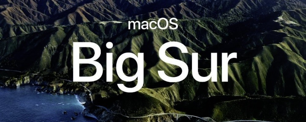 Apple macos 11 Big Sur 10.16 software